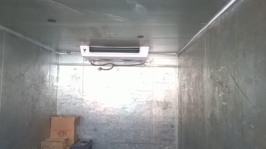 Холодильно-обогревательная установка (ХОУ)