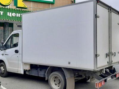 ХОУ для фургона