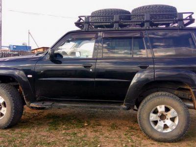 Nissan Patrol тюнинг