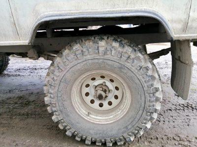 Шины для УАЗ